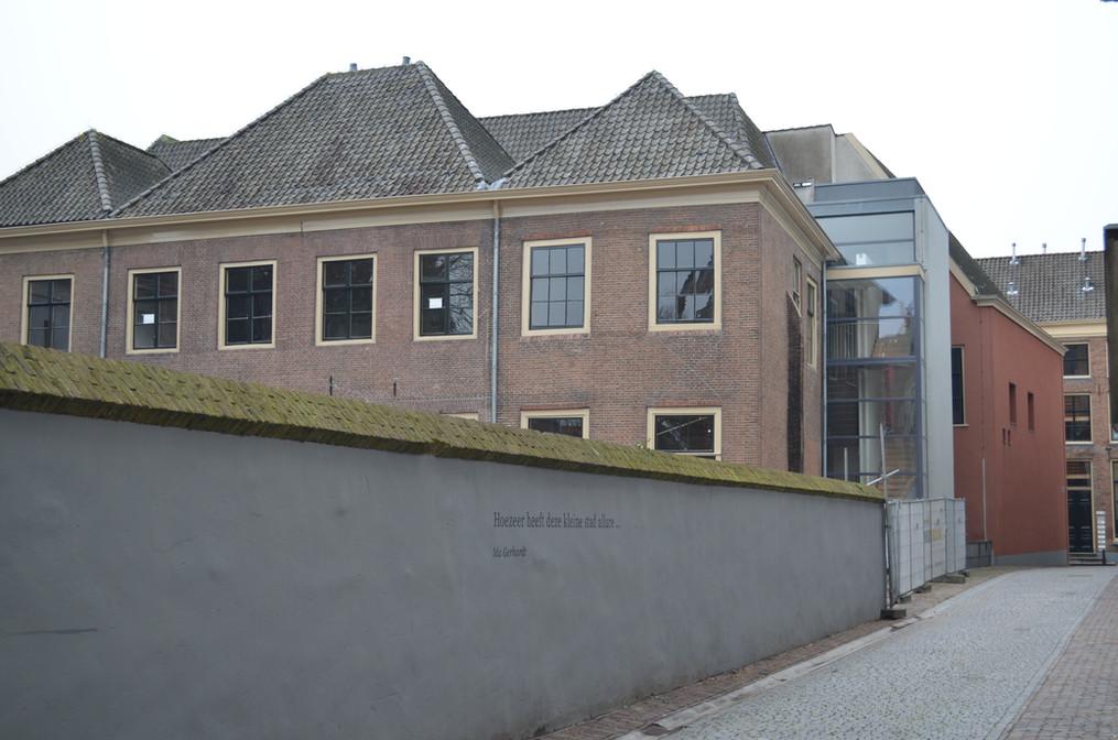 Het nieuwe museum