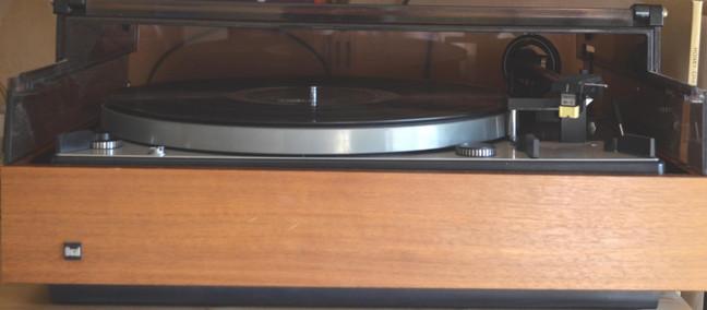 Dual - 1229 CS40 - 1972