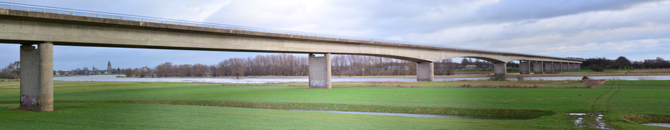 Cortenoeverse brug januari 2018