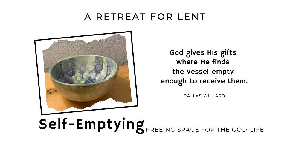 Self-Emptying February 19