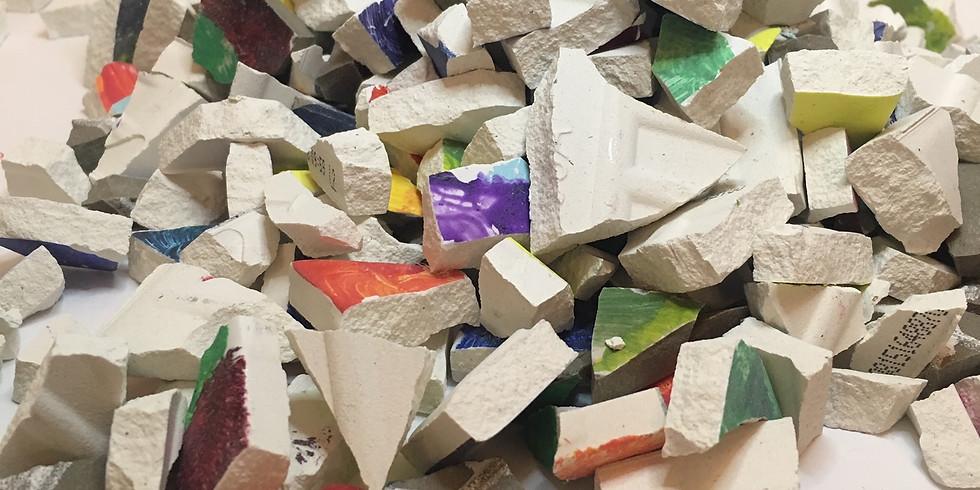 Mosaic Prayer Retreat: Broken Pieces, Broken Places.