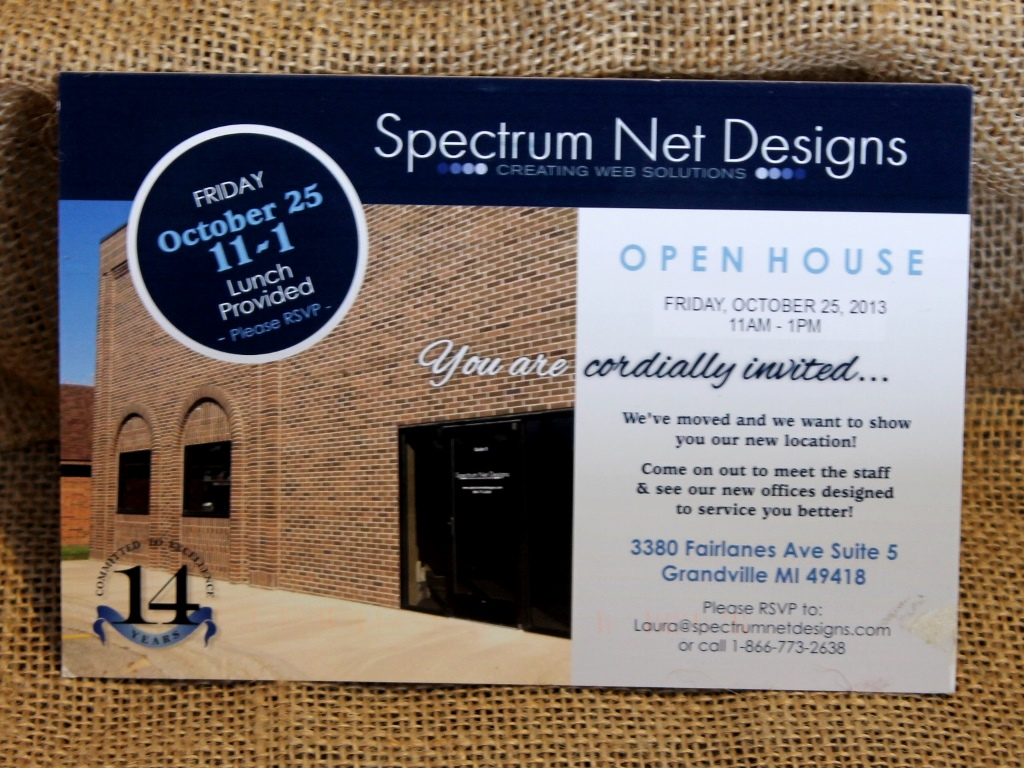 Spectrum Net Designs