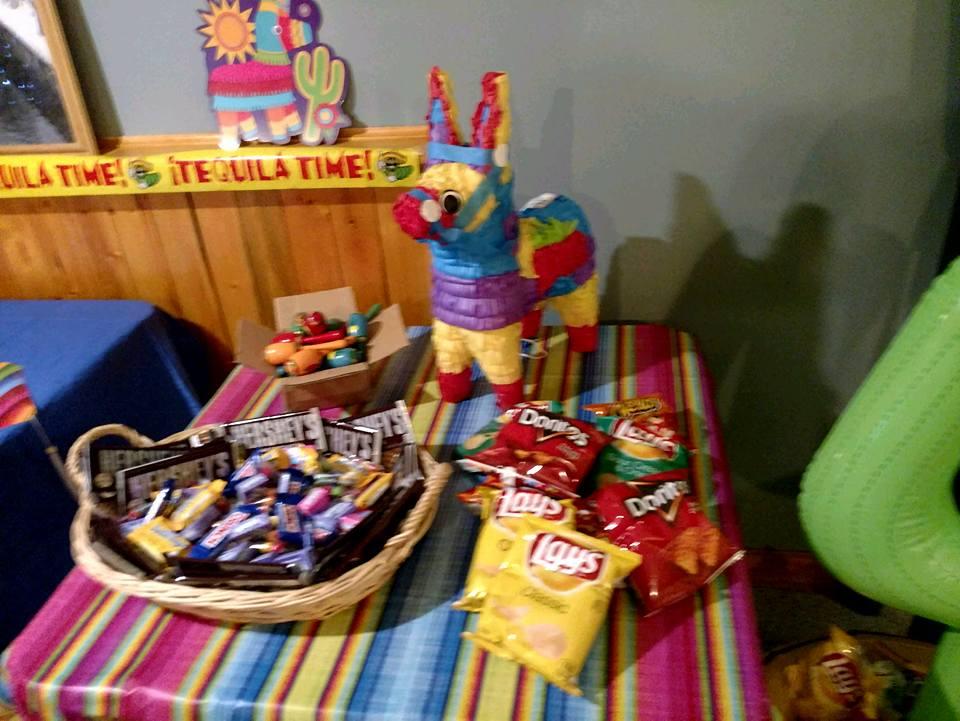 Suprise Birthday Fiesta