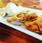 Apple Pie Ala Mode Empanadas