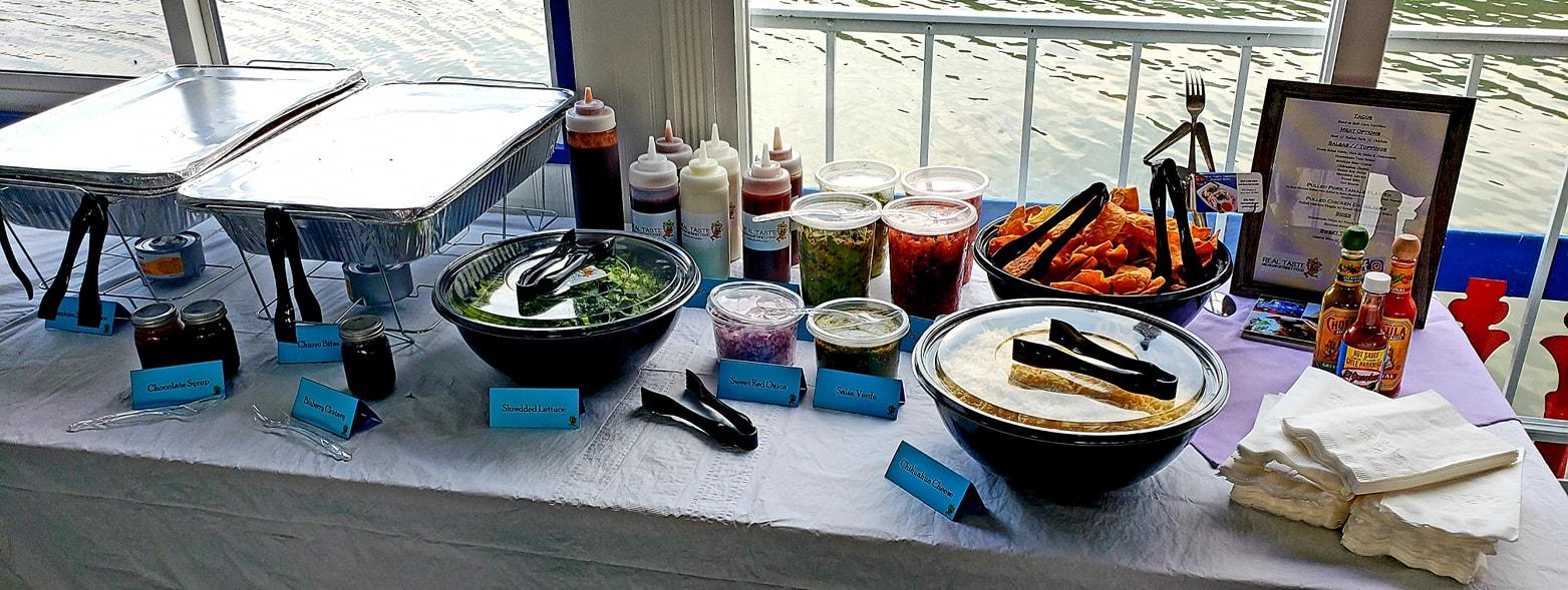 Mexican Dinner Cruise - Hiawatha