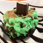 Mint Chip Cheesecake Cupcakes Mint Oreo