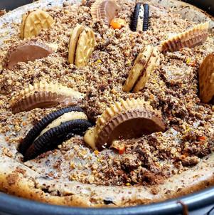 Erica's New York Style PB Cheesecake