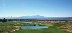 Golf Course Panoramic