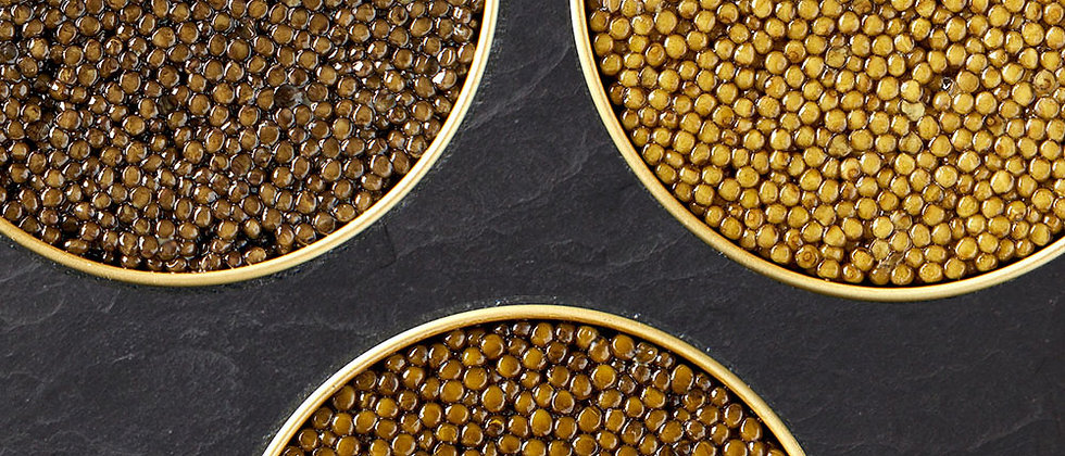 Kaviar Probier-Set (3x30g)