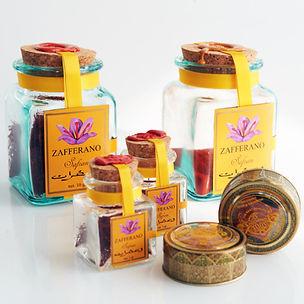 Safran, saffron