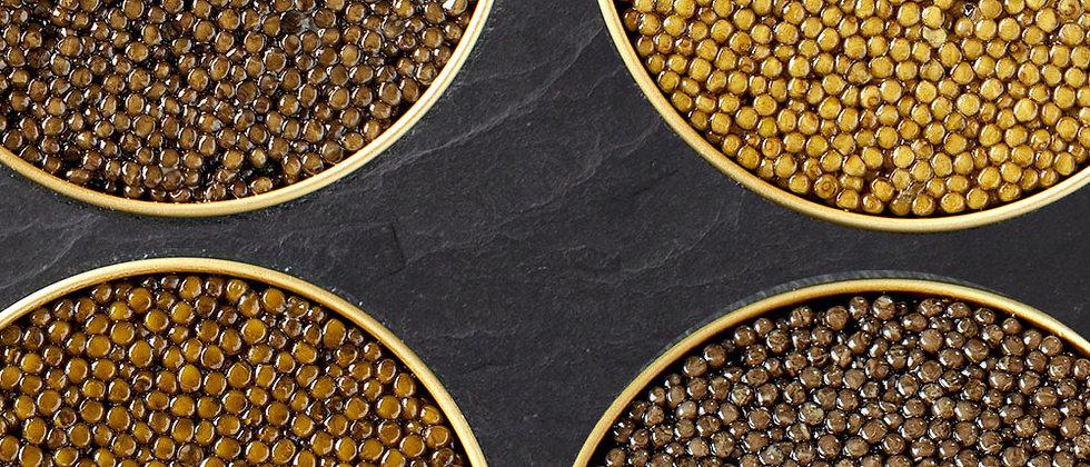 Kaviar Probier-Set (4x30g)