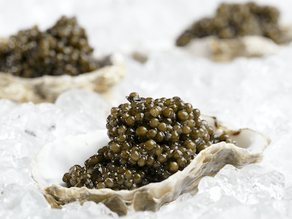 Caviar is one of the best natural source of vitamins to increase efficiency of Immunsystem.