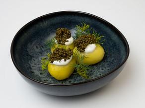 Rezepte mit Kaviar