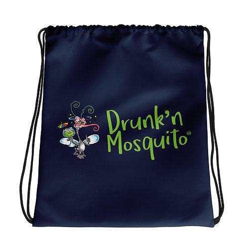 DM Drawstring bag