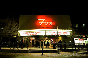 Headlining Fox Theatre
