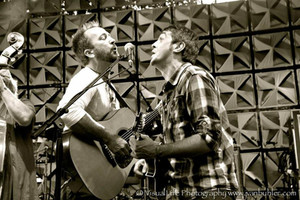With Jeff Austin/Yonder Mountain String Band