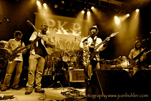 PK Band at the Fox Theatre Boulder Colorado
