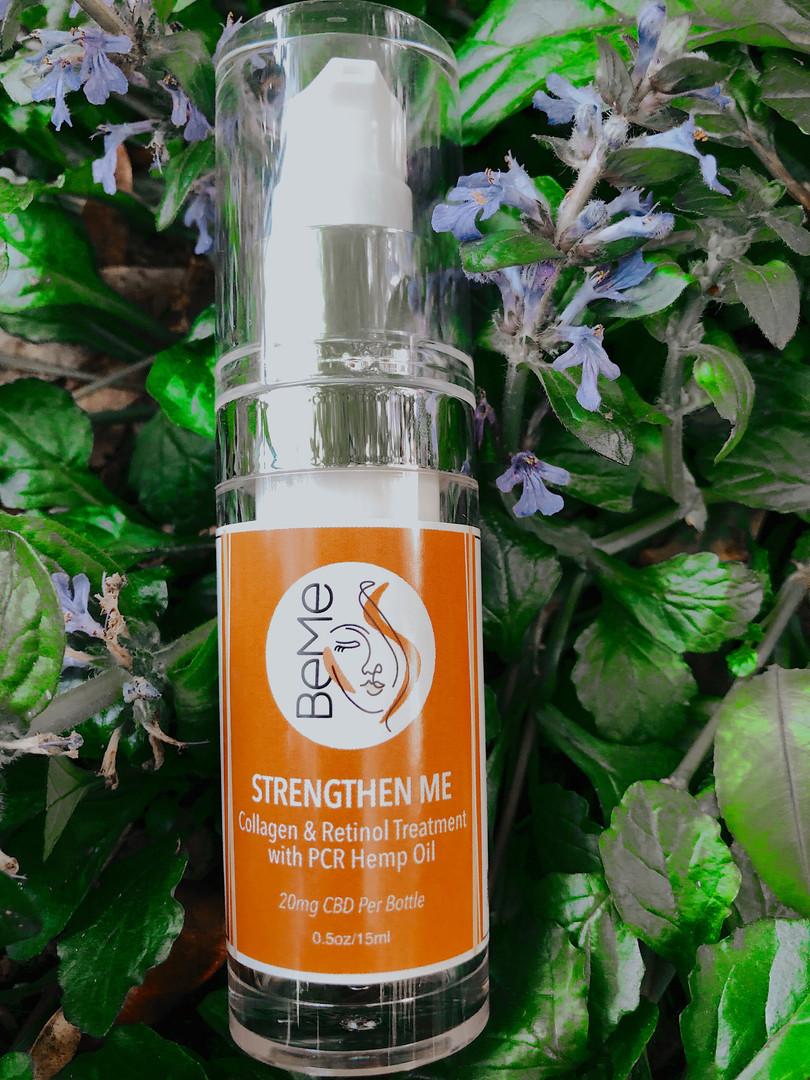 Strengthen Me: Collagen & Retinol Treatment