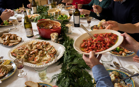 Holiday Dinner Sonoma County Mary's Pizza Shack Cookbook