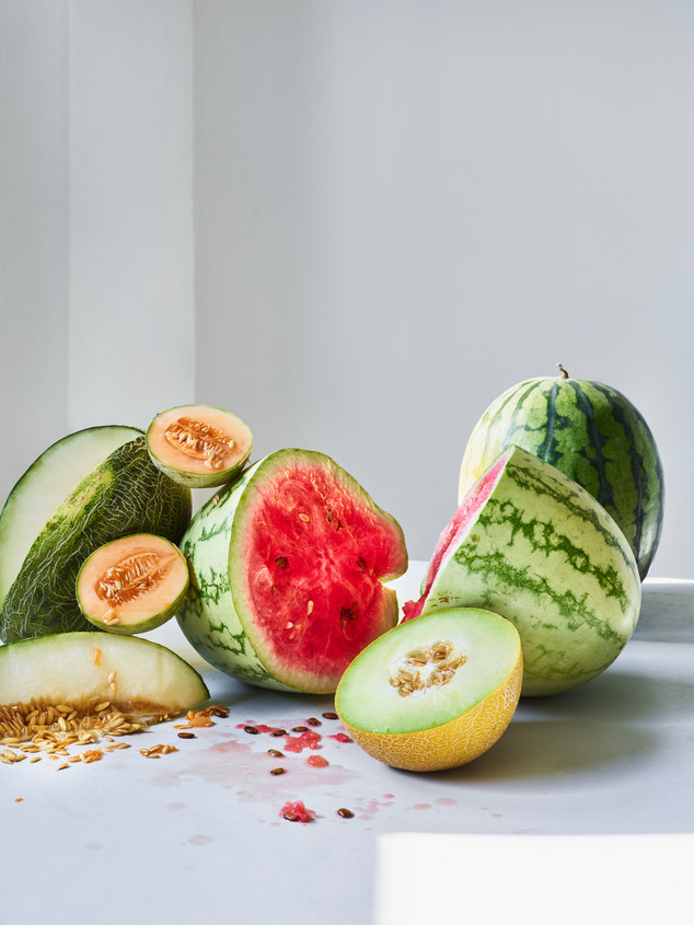 Busted Melons. Leigh Beisch, San Francisco.