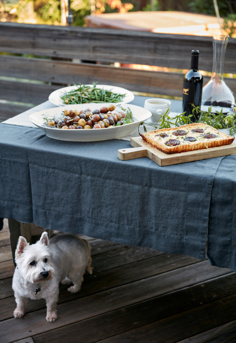 Turnbull Wines Thanksgiving Dinner, San Francisco Chronicle Special Thanksgiving Feature