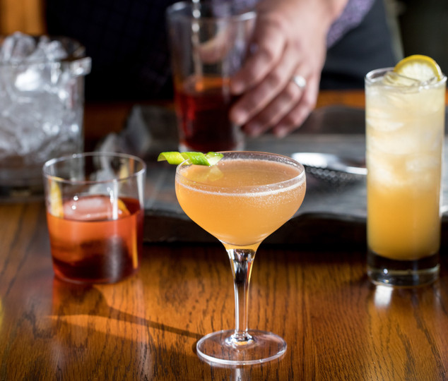 New classic holiday cocktails, Sonoma County