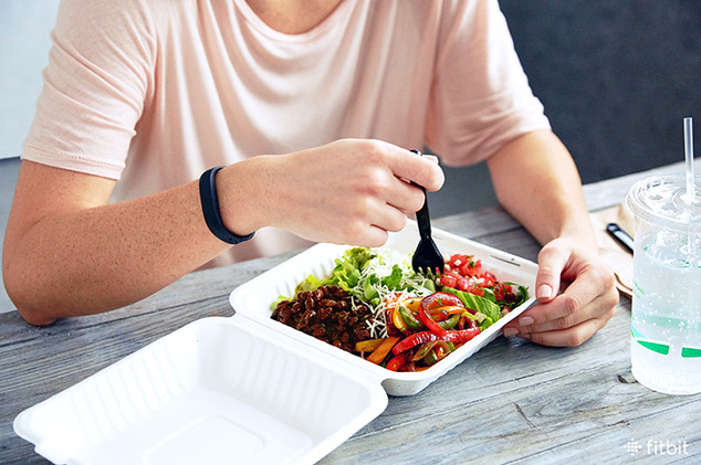 FitBit Healthy Meals on the Go, Burrito Bowl