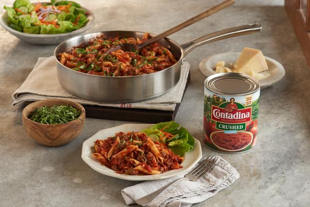 Contadina Del Monte One Pot Tomato Basil Pasta