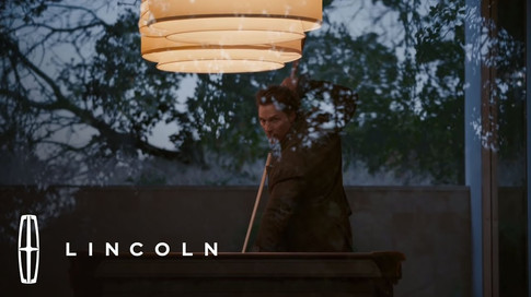 Lincoln Car Commercial
