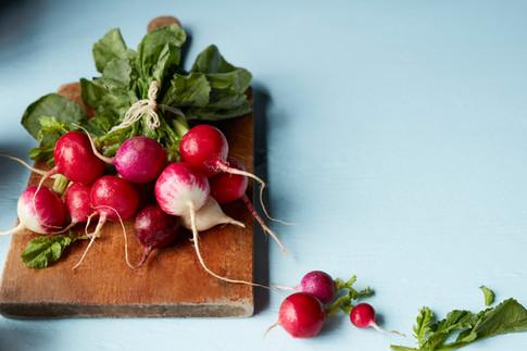 Radish_Still Life_Nutrition Magazine_Bea