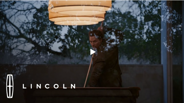 Lincoln Car Commercial with Matthew McConaughey