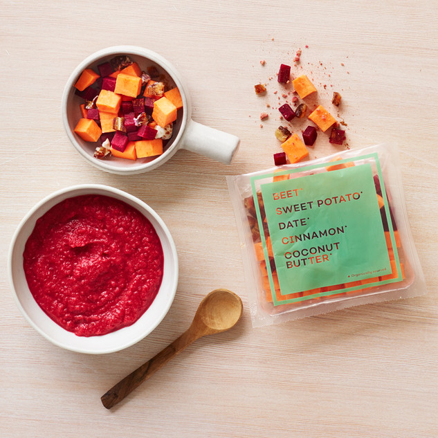 Raised Real_Beet Sweet Potato_baby food stylist Alicia Deal