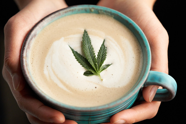 BULLETPROOF CANNABIS COFFEE