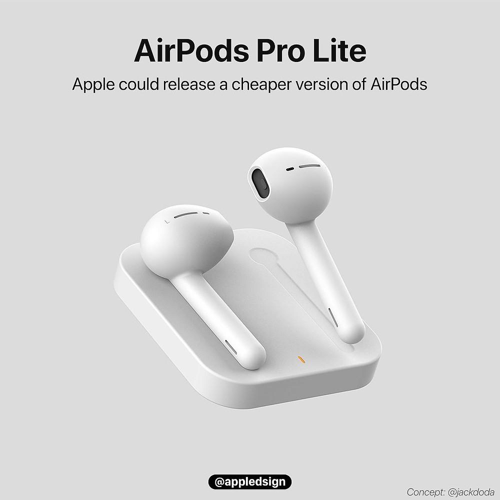 Tai nghe AirPods mới sẽ có thể ra mắt vào tháng 5/2020