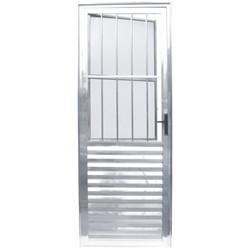 Porta de Alumínio e Vidro