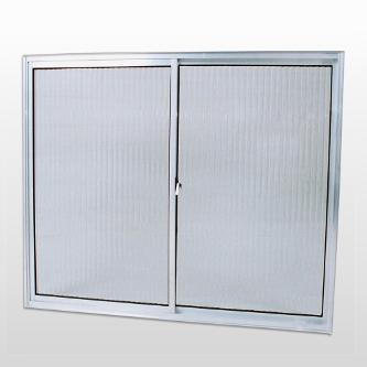 Janela de Alumínio e Vidro