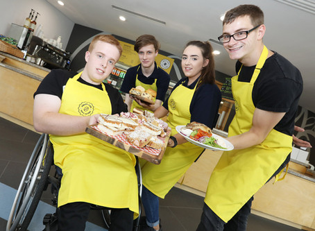 Social Enterprise opens two new cafes creating 20 new jobs