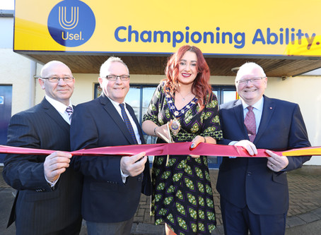 Usel's new recycling centre to create 50 new jobs