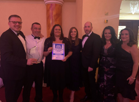 """Social Enterprise of the Year"" awarded at Ballymena Business Awards 2019"