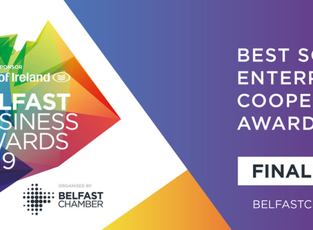 Usel named Finalist for Best Social Enterprise