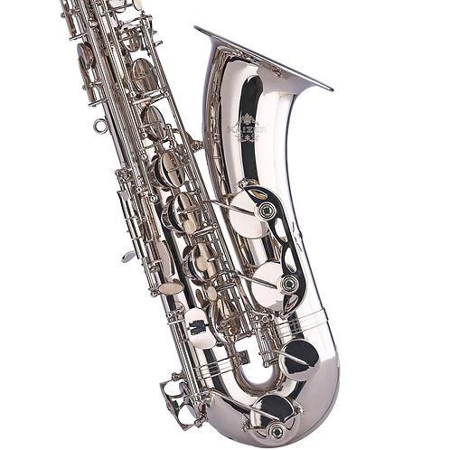 Kaizer 1000 Series Bb Tenor Saxophone - Nickel Silver
