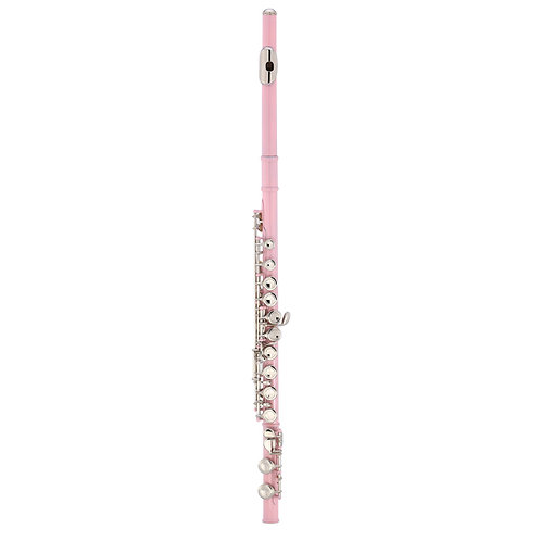 Kaizer 1000 Series C Flute - Closed Hole - Pink Lacquer - Nick