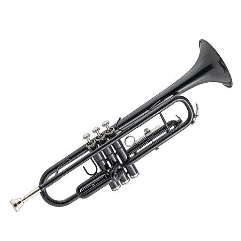 Kaizer 1000 Series Bb Trumpet - Black Lacquer