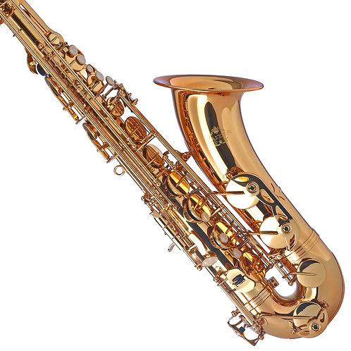 Kaizer 1000 Series Bb Tenor Saxophone - Gold Lacquer
