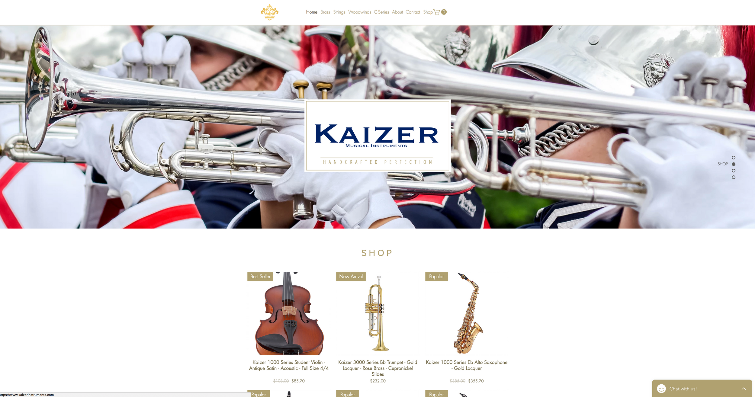 Kaizer Musical Instruments