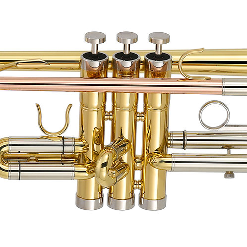 Trumpet Trim Kit Fits All Kaizer Trumpets - Stainless Steel