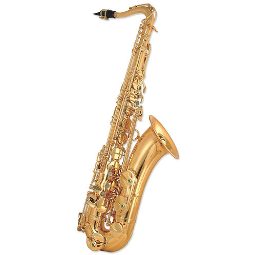 Kaizer 3000 Series Bb Tenor Saxophone - Gold Lacquer