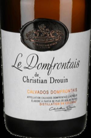 Calvados Domfrontais Christian Drouin