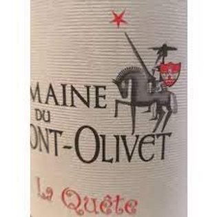 La Quête du Clos Mont-Olivet