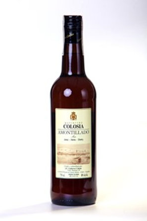 Sherry Amontillado de Gutierrez Colosia
